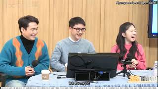 [ENG/FULL] 181218 SBS Power FM Cultwo Show with D.O.  & Swing Kids Casts