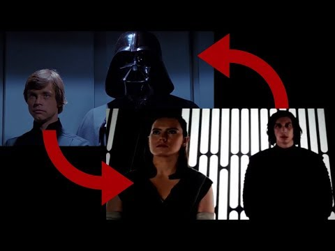 Parallels between The Last Jedi and Return of the Jedi