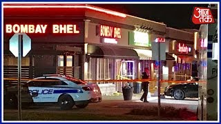 Blast In Indian Restaurant In Toronto; Several Injured | Breaking News