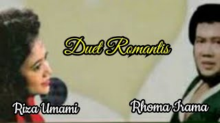 Download Mp3 Rhoma Irama & Riza Umami Duet Romantis