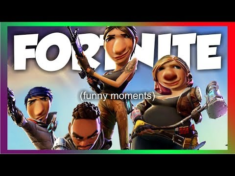 I put piano man in the background of fortnite fails (meme)