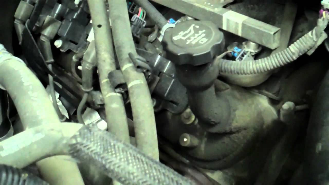 chevy 5 3 liter lifter noise and motor flush solution how to
