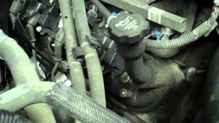 Chevy 5.3 liter lifter noise and motor flush solution How to