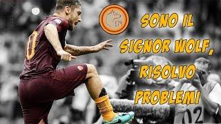 TOTTI vs Sampdoria - Sono il signor Wolf, RISOLVO PROBLEMI