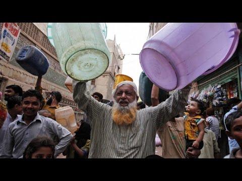 Water shortage worsens in Karachi | 24 News HD