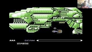 Lukozer Retro Game Review 478 - R-Type - Commodore 64