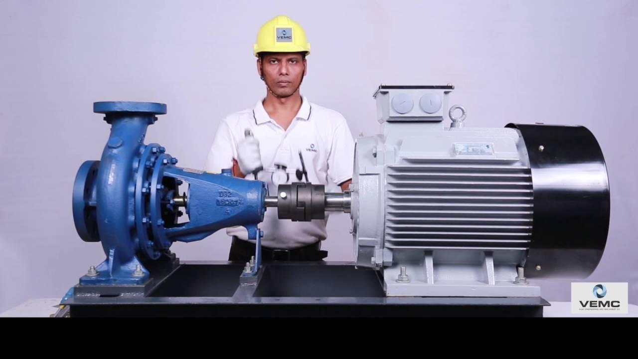 Dial Gauge Pump Motor Alignment Process Doovi