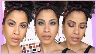 NATASHA DENONA BIBA ALL NEUTRAL PALETTE | REVIEW + 5 LOOKS