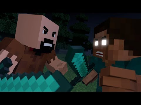 "Minecraft Song ""TAKE ME DOWN"" A Minecraft Parody! (Music Video)"