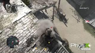 Assassin's Creed 4: Black Flag — обновление с поддержкой PhysX