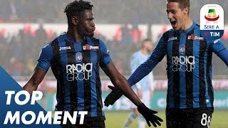 Zapata scored winner with his 18th goal in 12 games   Atalanta 2-1 Spal   Top Moment   Serie A