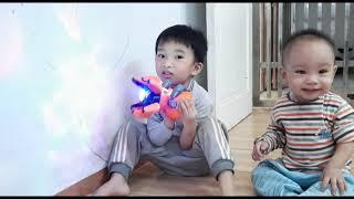 Trò chơi robot thông minh nhỷ múa Đồ Chơi Trẻ Em Siro ToysReview TV