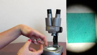 National Geographic Ultimate Dual Microscope