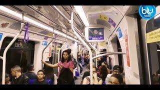 Así es el ejemplar metro de Sao Paulo - Blu Radio