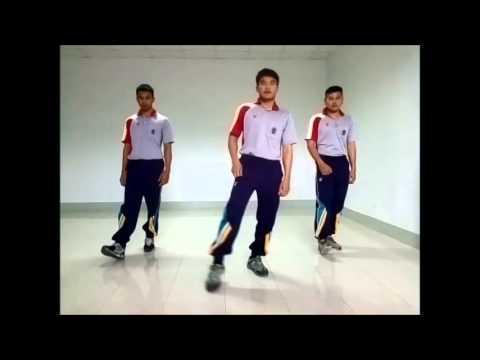 ทักษะการเต้นบาสโลป