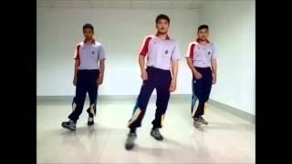 Repeat youtube video ทักษะการเต้นบาสโลป