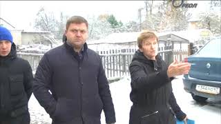 Глава города, совместно с депутатами, провел плановую выездную комиссию по осмотру объектов