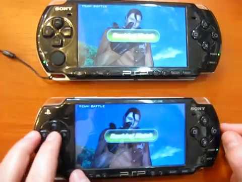HOW TO PLAY MULTIPLAYER Tekken Dark Resurrection ON PSP