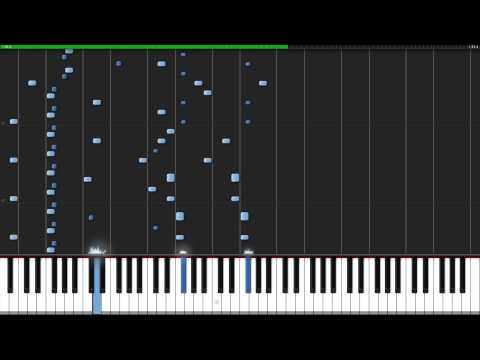 In The Hall Of The Mountain King  Edvard Grieg Piano Tutorial Synthesia