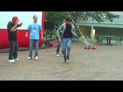 VPC - China Town Breakdance Show 3
