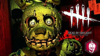 Five Nights At Freddy's X Dead By daylight DLC | Scott Cawthon Le GUSTARIA COLABORAR CON DBD ! epico