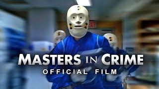 MASTERS IN CRIME | Official Film (Owen Roth, Mena Massoud, Ayinde Blake)