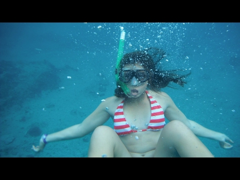Test Video Underwater - Samsung Galaxy A7 2017