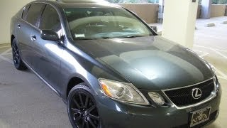 2006 Lexus GS 300 GS300 AWD - for sale $25,500 #NWA4