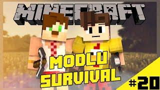 Game of Mods #20  Şehir Hazırlıkları   YogBox Mod [Modlu Survival]