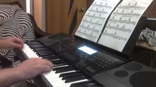Медляк (MR. CREDO) на синтезаторе CASIO - CTK 6200
