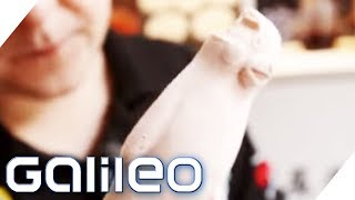 Länger lecker: Das Eis, das nicht schmilzt | Galileo | ProSieben