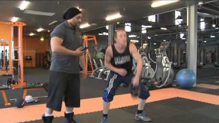 Intense Boxing Circuit Training   S7 E18 Part 2   MUSCLE TV