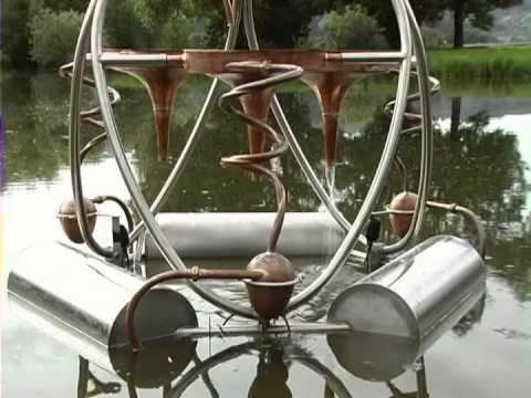 Viktor Schauberger Pond Revitalizer