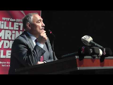Niğde Ak Parti Siyaset Akademisi Açılışı - Hayrettin YENEL