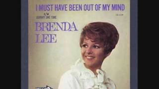 Brenda Lee - I Must Have Been Out Of My Mind (1968)