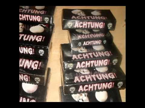 The Achtungs - The Achtungs EP