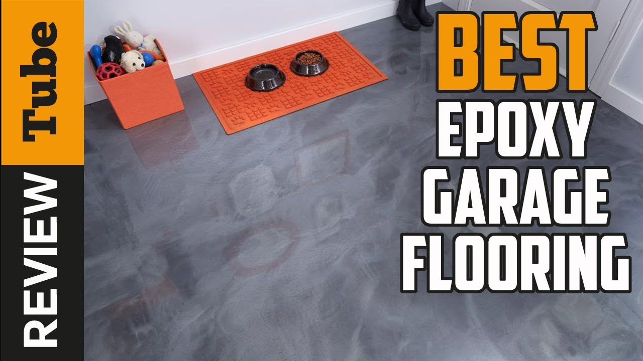 Epoxy Floor Best Epoxy Garage Floor 2019 Buying Guide Youtube