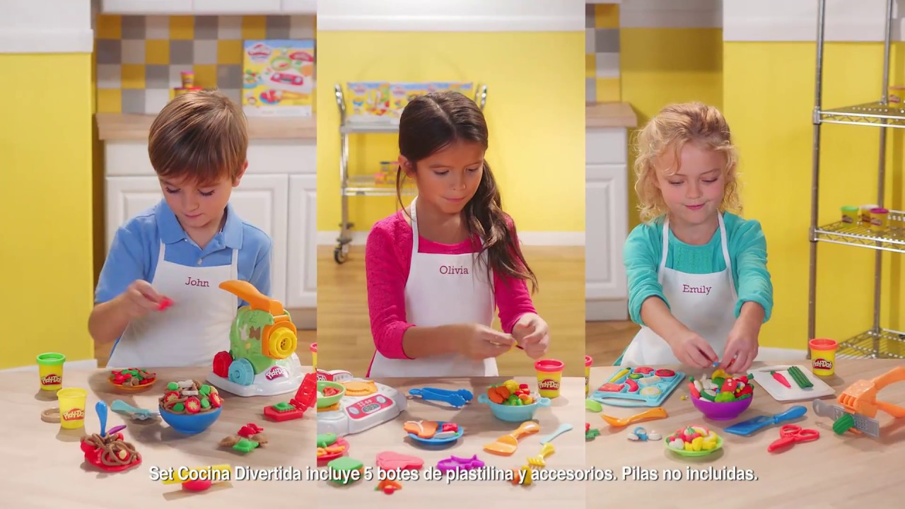 Play-Doh España | Play-Doh Kitchen