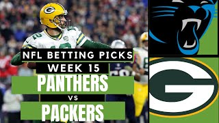 Free nfl betting picks and predictions for the panthers vs packers. we look at which sportsbook apps you can find best odds week 15, break down game between carolina ...