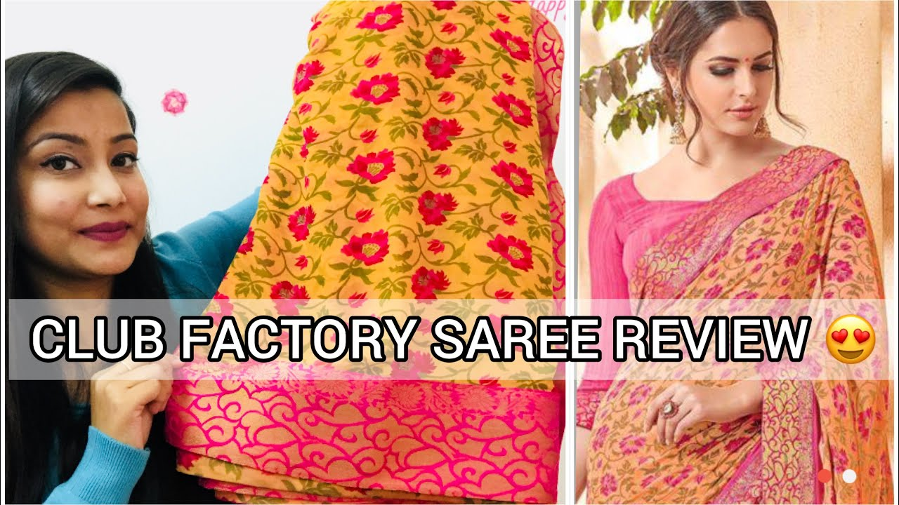 club+factory+offers+sarees cheap buy online