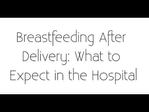 3. Breastfeeding After Delivery