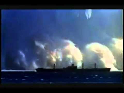Atombombe im Wasser