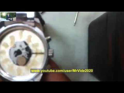048226589 طريقة فك ساعة اليد طريقة سهلة وبسيطة جداً خطوة خطوة بالصوت والصورة ...