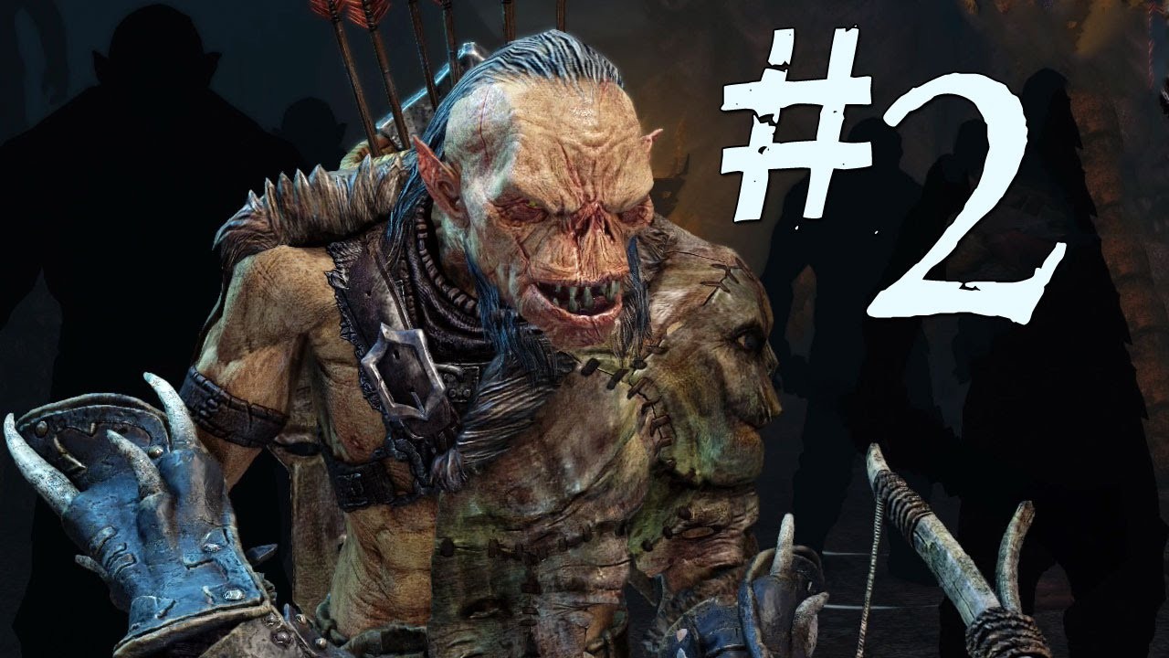 Shadow of Mordor Gameplay Walkthrough Part 2 - Basics in Middle Earth - YouTube