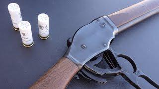 実弾射撃 ウィンチェスター M1887 (Winchester 1887 Shotgun)
