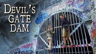 Exploring Inside the Haunted Devil's Gate Dam