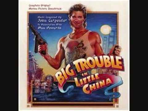 Big Trouble In Little China Soundtrack - Here Come The Storms
