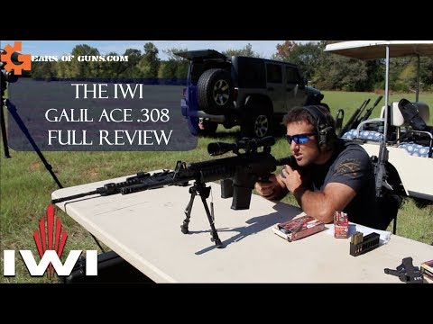 IWI Galil 308 Full Review
