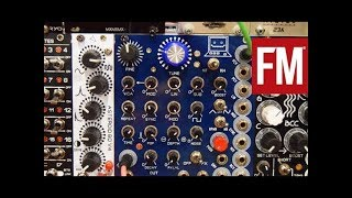 Modular Monthly: Cosmic percussion with the Blue Lantern Asteroid Mini Synth