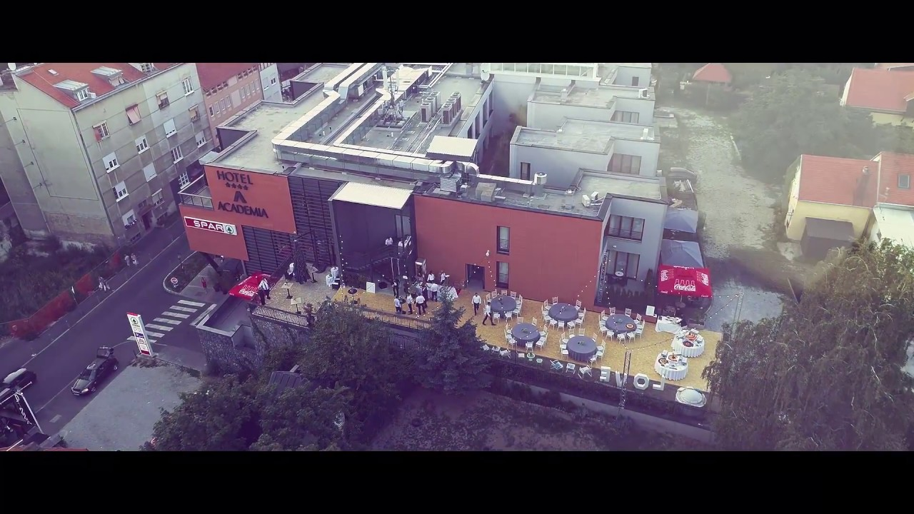 Hotel Academia Zagreb Official Video Youtube